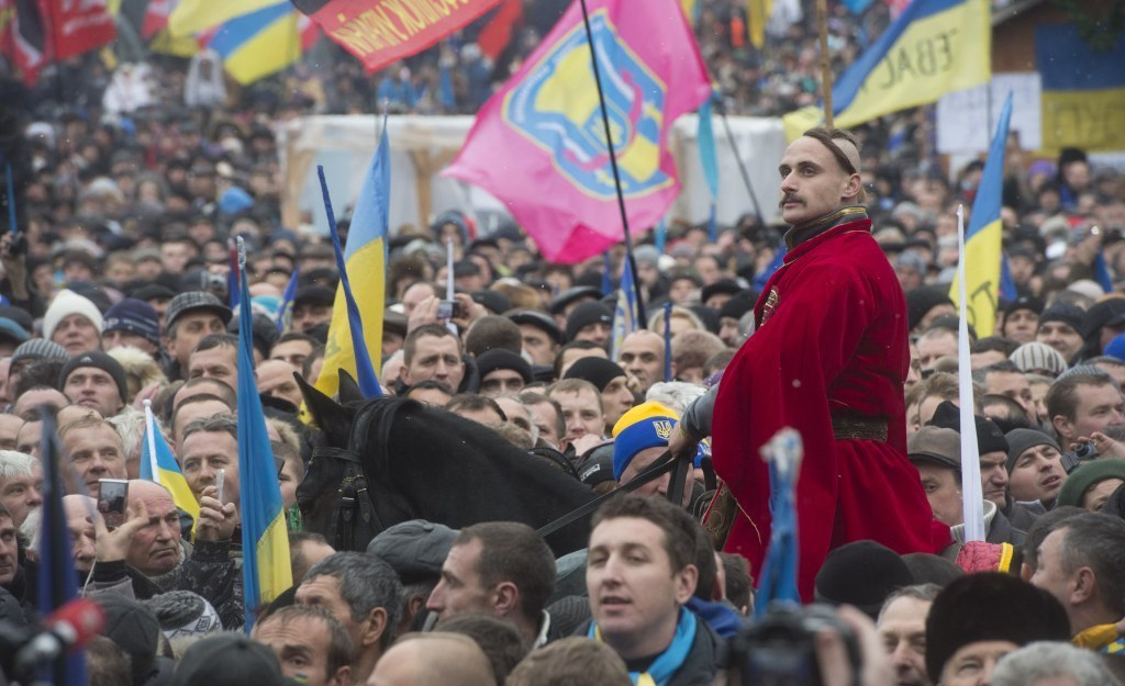 Порно что думают поляки о событиях на украине