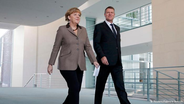 germania ridica problema reunirii celor doua state romanesti