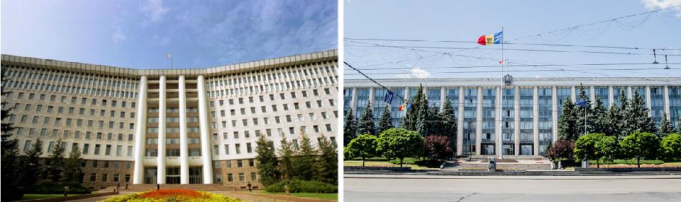 republica moldova, parlament guvern politica