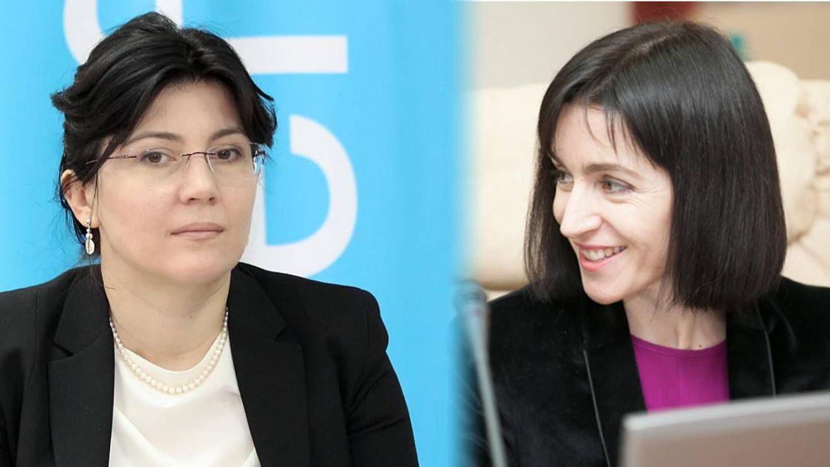 silvia radu, mai sandu, pas, primaria chisinau, alegeri 2018 moldova