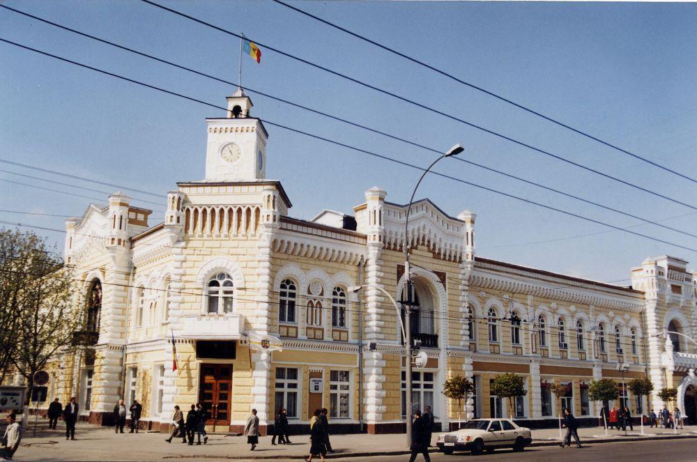 primaria chisinau, republica moldova, silvia radu