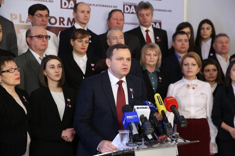 platforma da, andrei nastase, primaria chisinau, alegeri locale anticipate 2016