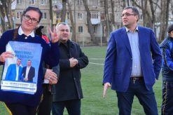 Renato Usatii, Nicolai Grigorisin, PN, Partidul Nostru, Balti, alegerii,