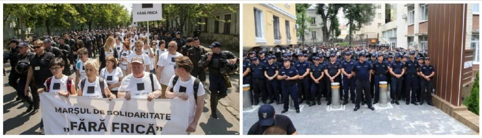 PAS, PPDA, Plahotniuc, protest, Chisinau, LGBT, Jurnal, Manipulare