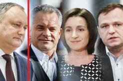 Sondaj făcut de americani, în viitorul Parlament, Maia Sandu și Năstase vor trebui să facă alianță cu Plahotniuc, psrm, pdm, pas, platforma da