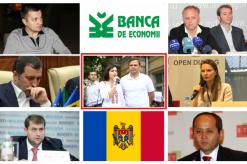 miliardul republica moldova, banca de economii, jaful bancar, vlad filat, ilan shor, veceslav platon, vitor topa, pldm, pas