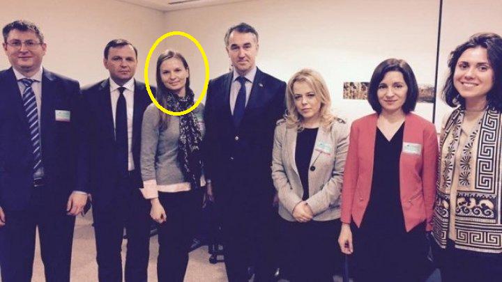 Maia Sandu, pas, natalia morari, ludmila kozlovska, parlamentul european, andrei nastase, open dialog