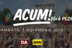 PLDM nu a trecut filtru PAS, Maia Sandu și Năstase dau dovadă de egoism politic, platforma da, tudor deliu, ACUM