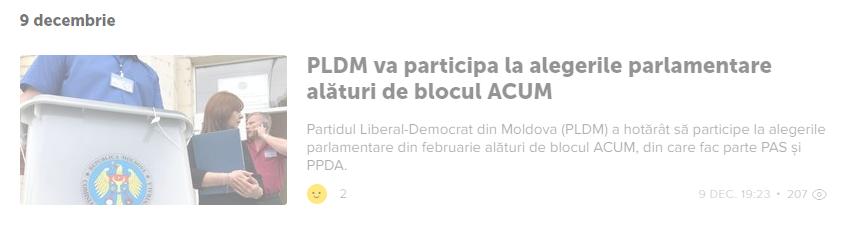 PLDM face alianta cu PAS, acum, ppda, nastase si maia sandu